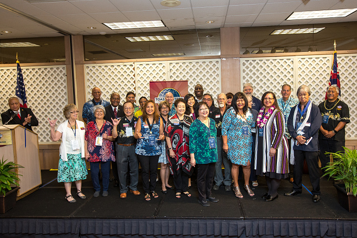 District 49 Distinguished Toastmasters