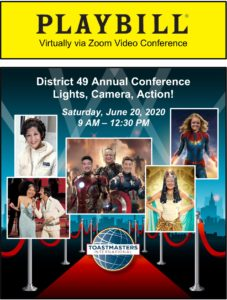 District 49 Conference Flyer
