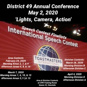 D49 2020 Speech Contests
