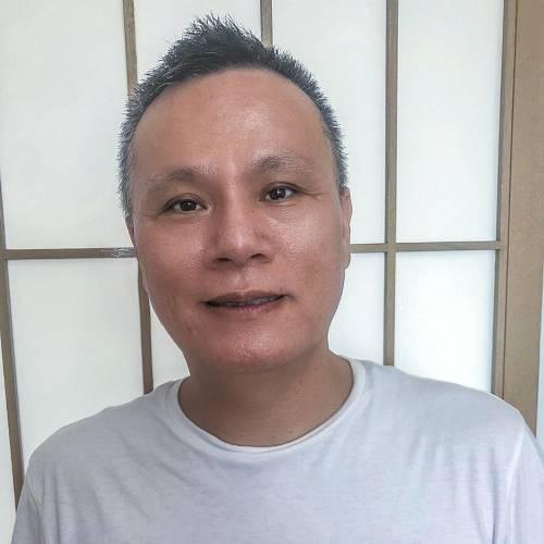 Aaron Wu Panda Express