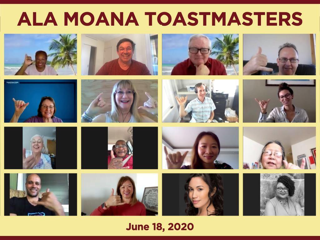 Ala Moana Toastmasters