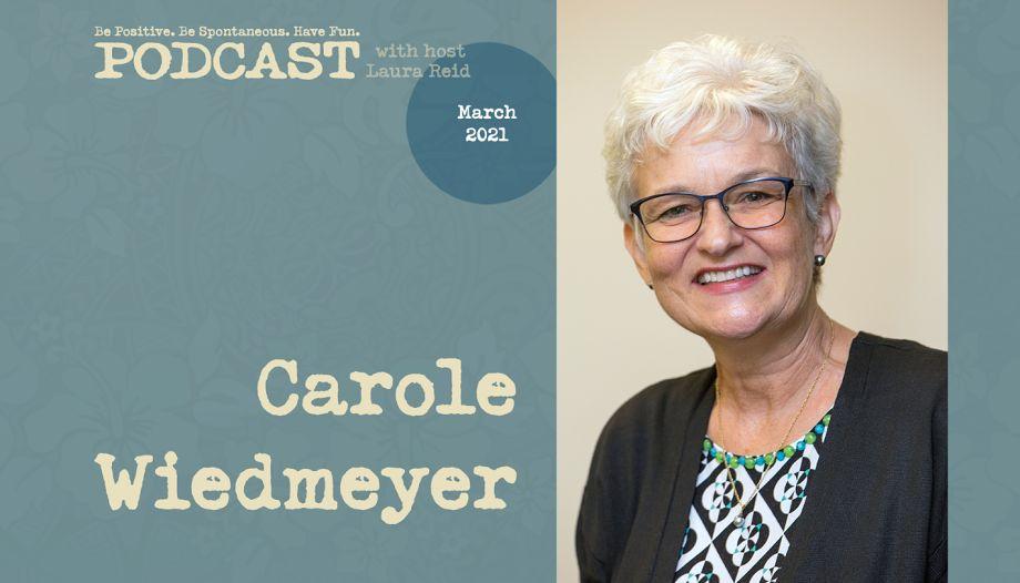 Carole Wiedmeyer Toastmasters