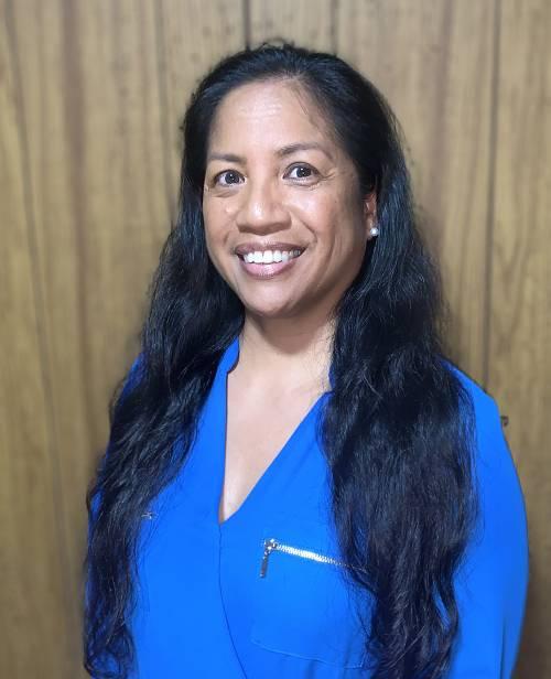 Donna Olivas Kaohi Toastmaster