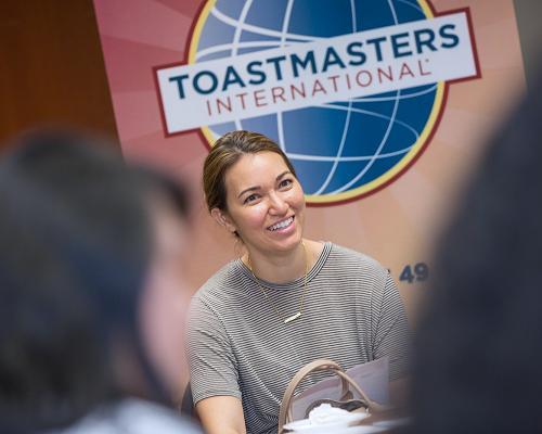 Toastmaster Member